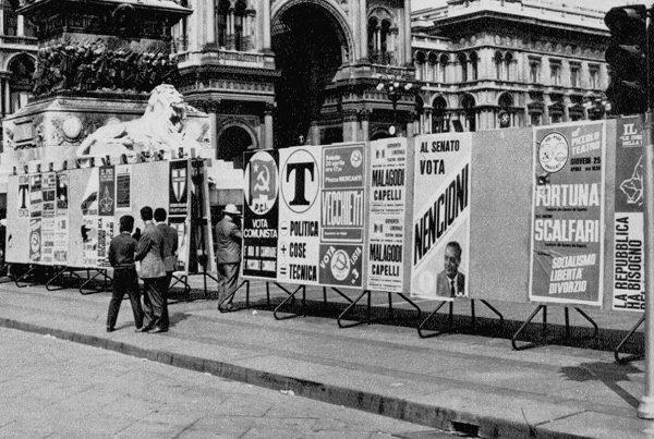 Malgeri, Vacca, Zanone, intervista su Identità e partito
