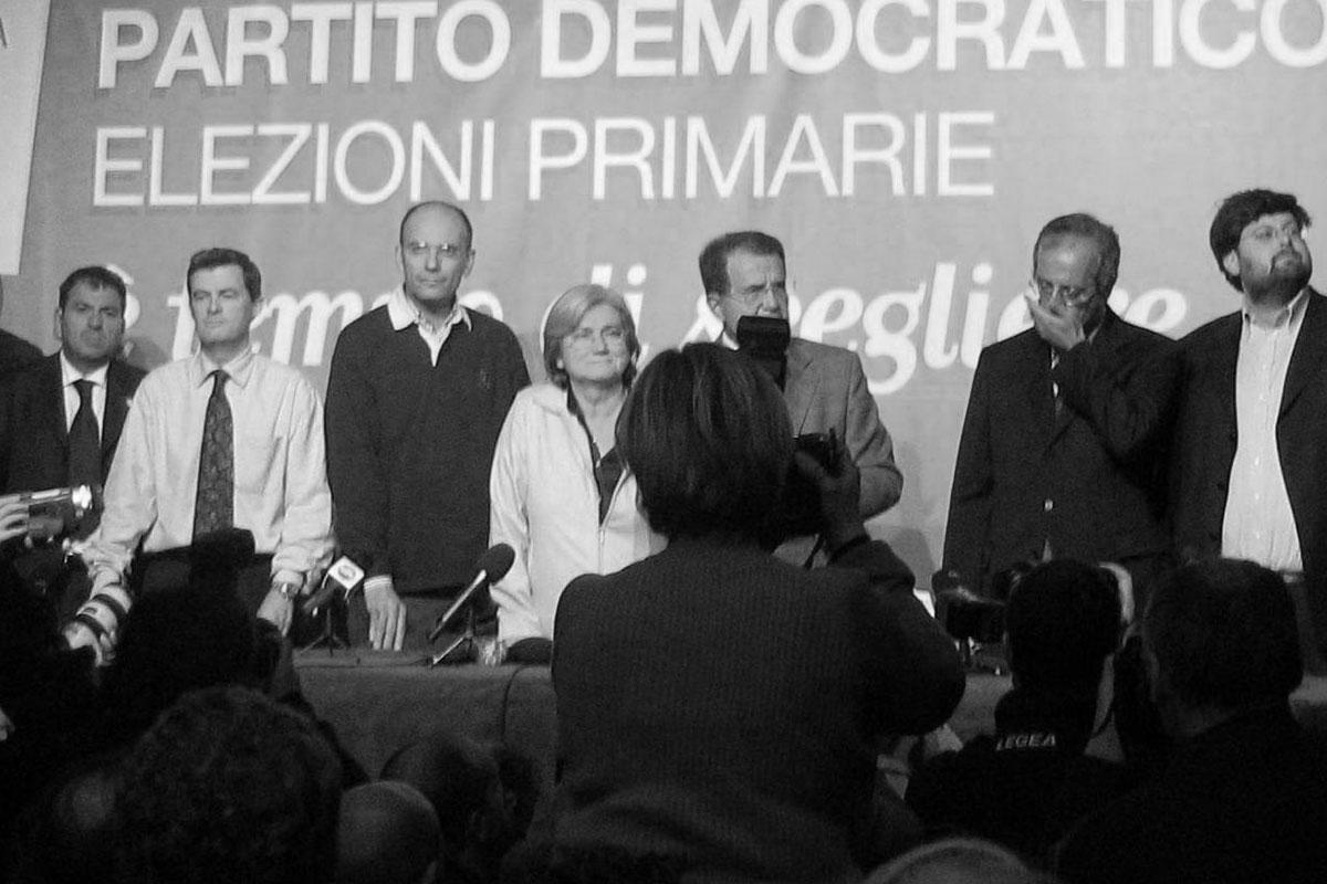 ? Il partito democratico