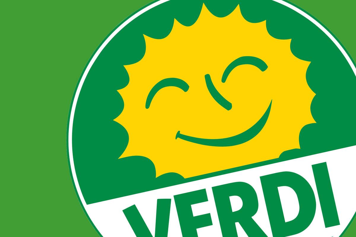 L'identità dei Verdi Arcobaleno sul viale del tramonto