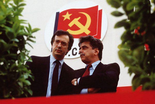 """Dal PCI al PDS: la """"svolta"""" in Umbria"""