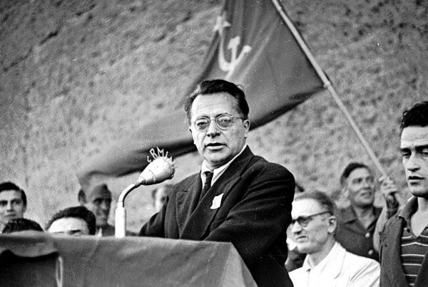 Comunisti e cattolici: la lunga marcia di Togliatti