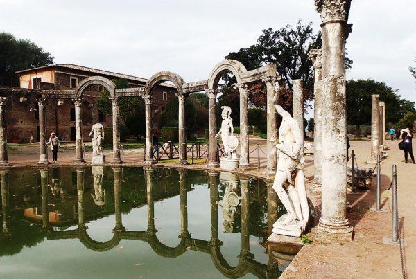 La Villa dell'imperatore Adriano a Tivoli