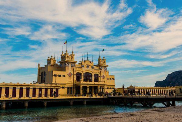 Sicilia: declinazioni liberty