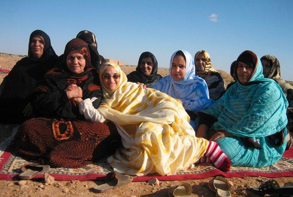 Il silenzio sul Sahara Occidentale (2009-2010)