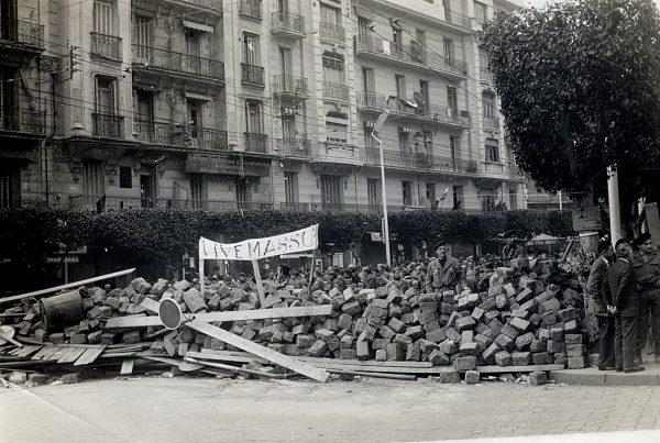 Aspetti della guerra rivoluzionaria dell'esercito francese in Algeria