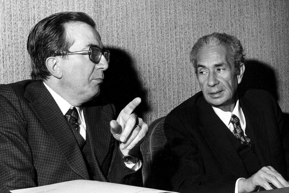 Aldo Moro e la fine della Prima Repubblica