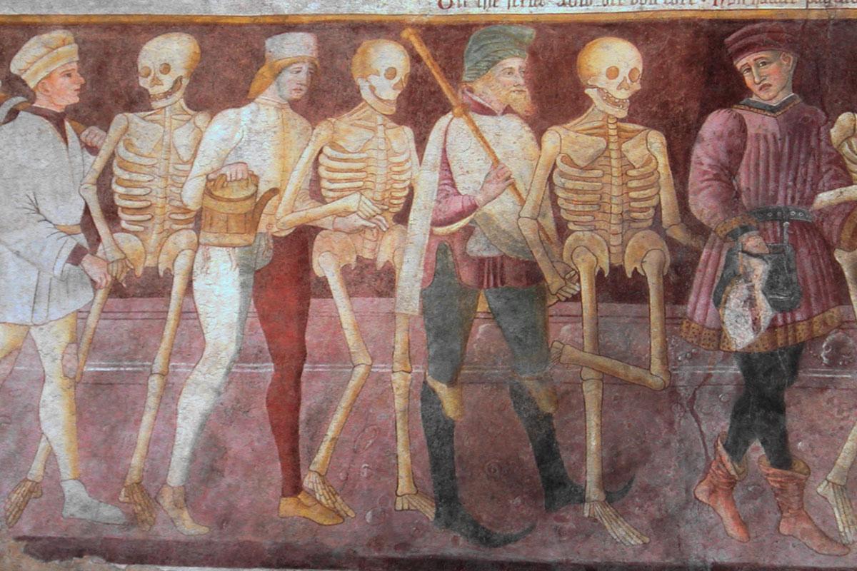 La Danza Macabra: concetto, iconografia, storia