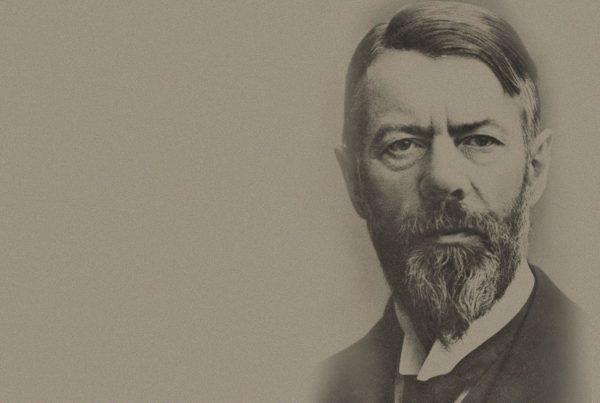Max Weber, sociologo della complessitá