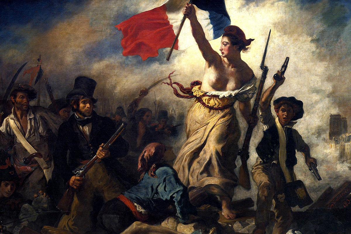 Premessa al pensiero rosminiano sulle rivoluzioni: la Rivoluzione francese e il risentimento giuridico