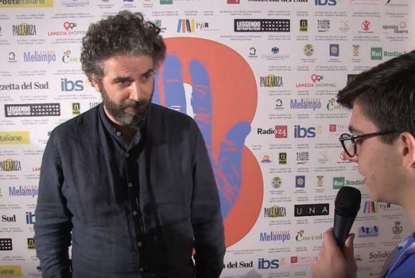 Vittorio Alberti intervista - Festival dei libri sulle mafie