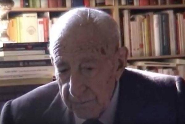 Intervista Giuliano Vassalli sulla Costituzione italiana