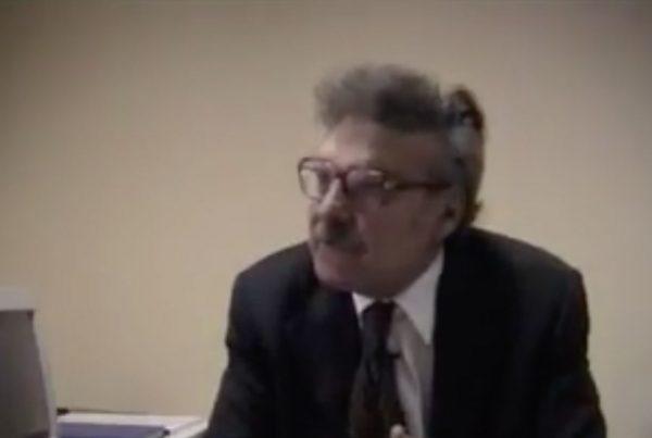 intervista Luciano Pellicani