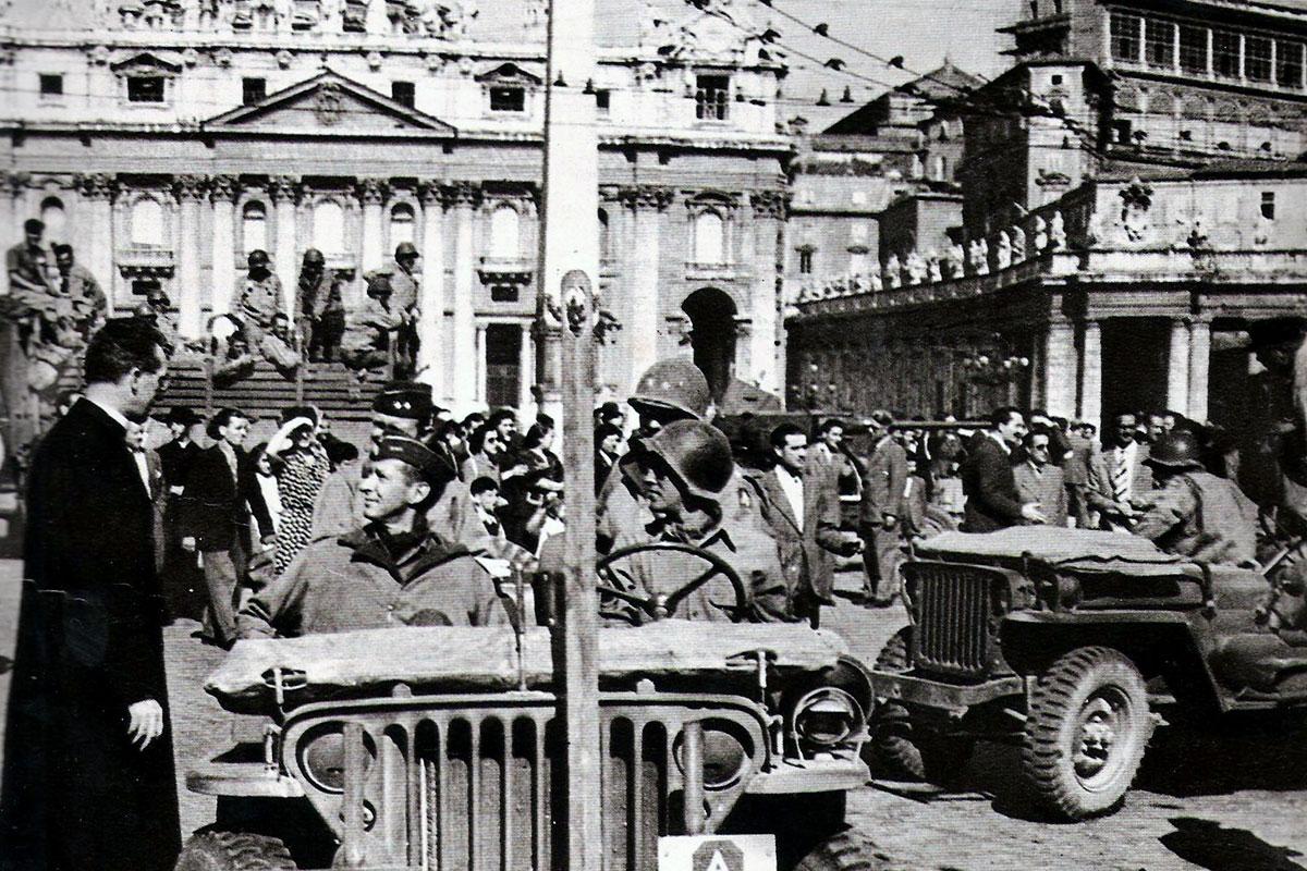 Riorganizzare lo Stato alla liberazione di Roma