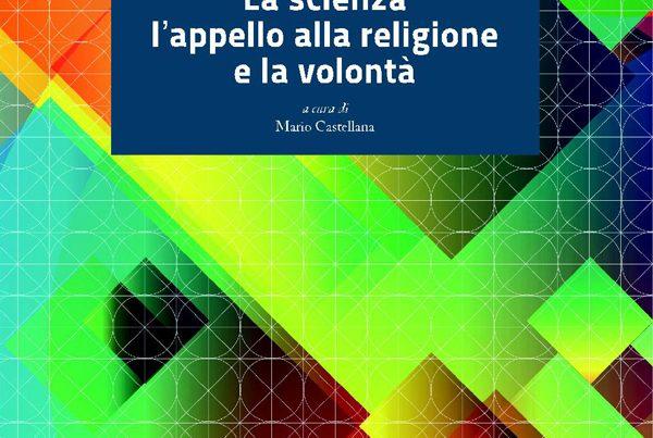 La scienza l'appello alla religione e la volontà - cover