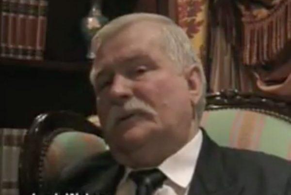 Lech Walesa intervista