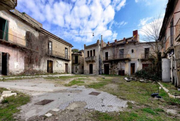 La catastrofe dimenticata dei paesi disabitati - anteprima